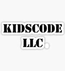 kidscode LLC Sticker
