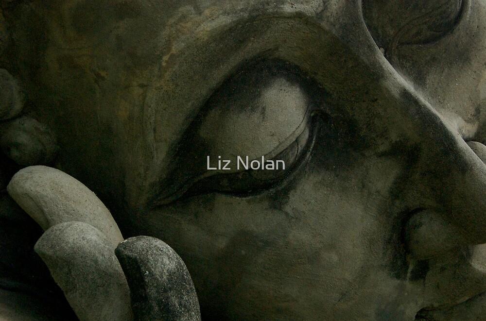 Resting by Liz Nolan