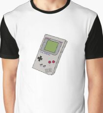 Nintendo Gameboy Retro Pixel Art Graphic T-Shirt