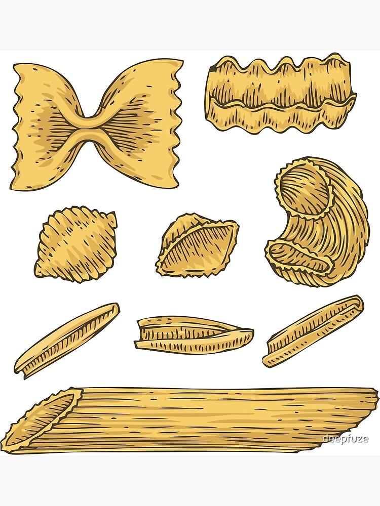 Pasta by deepfuze