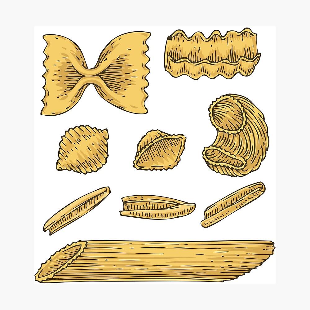 Pasta Fotodruck