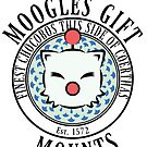 Moogles gift mounts by Gwendolyn Edwards