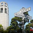 Coit Tower by Stuart Green