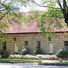 The Barracks at Ross, Tas by Wendy Dyer