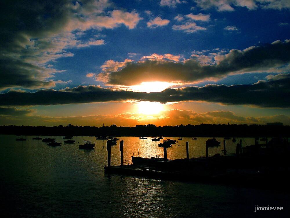 Atomic Sunrise by jimmievee