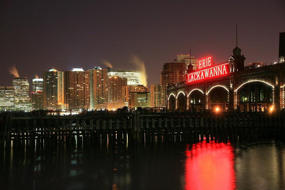 Hoboken terminal by pmarella