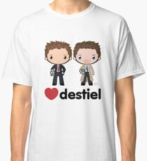 Destiel - I ship it! Classic T-Shirt