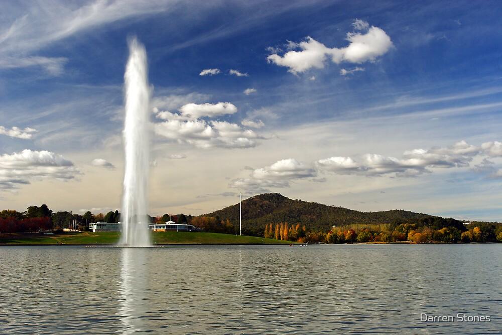 Captain Cook Waterjet - Canberra by Darren Stones