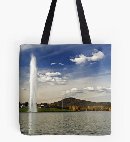 Captain Cook Waterjet - Canberra Tote Bag