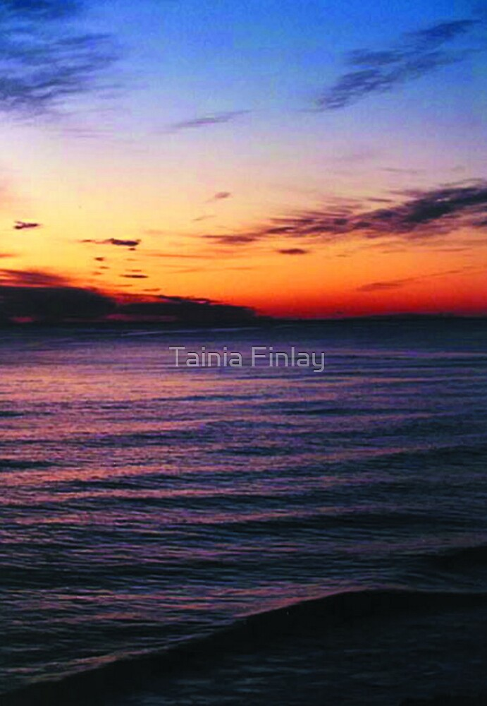Calm Start by Tainia Finlay