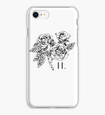 rose H. iPhone Case/Skin