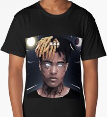 xxxtentacion the Young Dagger Dick Long T-Shirt