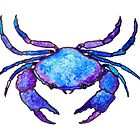 Blue Crab by Linda Callaghan