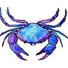 Blue Crab by Linda Callaghan