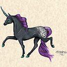 Appaloosa Unicorn by Stephanie Small