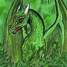 Green Dragon by Stephanie Small