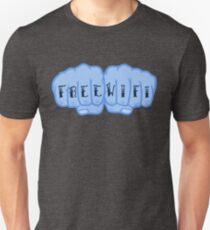 Free Wifi  T-Shirt