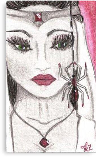 The Spider's Bride by ArcticEcho