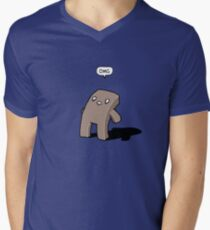 Oh The Humanity Men's V-Neck T-Shirt