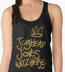 Jughead Jones was here (Riverdale) Women's Tank Top