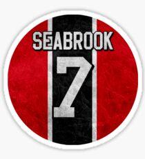 The Seabs Sticker