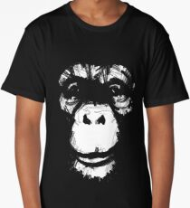Everything's More Fun With Monkeys Long T-Shirt