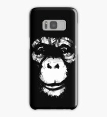 Everything's More Fun With Monkeys Samsung Galaxy Case/Skin