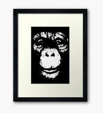 Everything's More Fun With Monkeys Framed Print