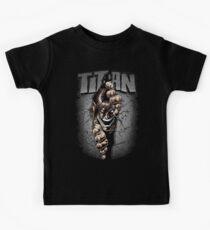 Split Titan Kids Clothes