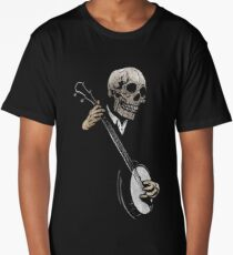 Skullboys' Banjo Blues Long T-Shirt