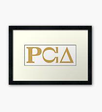 I'm PC bro funny humor slogan popular console trendy new  Framed Print