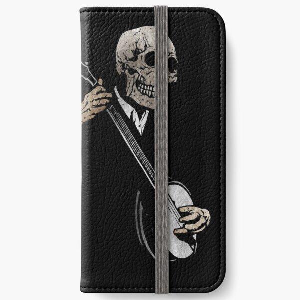 Skullboys' Banjo Blues iPhone Wallet