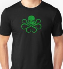 Hail Hydra! - Green T-Shirt