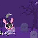 Death by Dee by rawbun