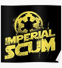 imperial scum funny parody movie new rebel bad people humor Poster