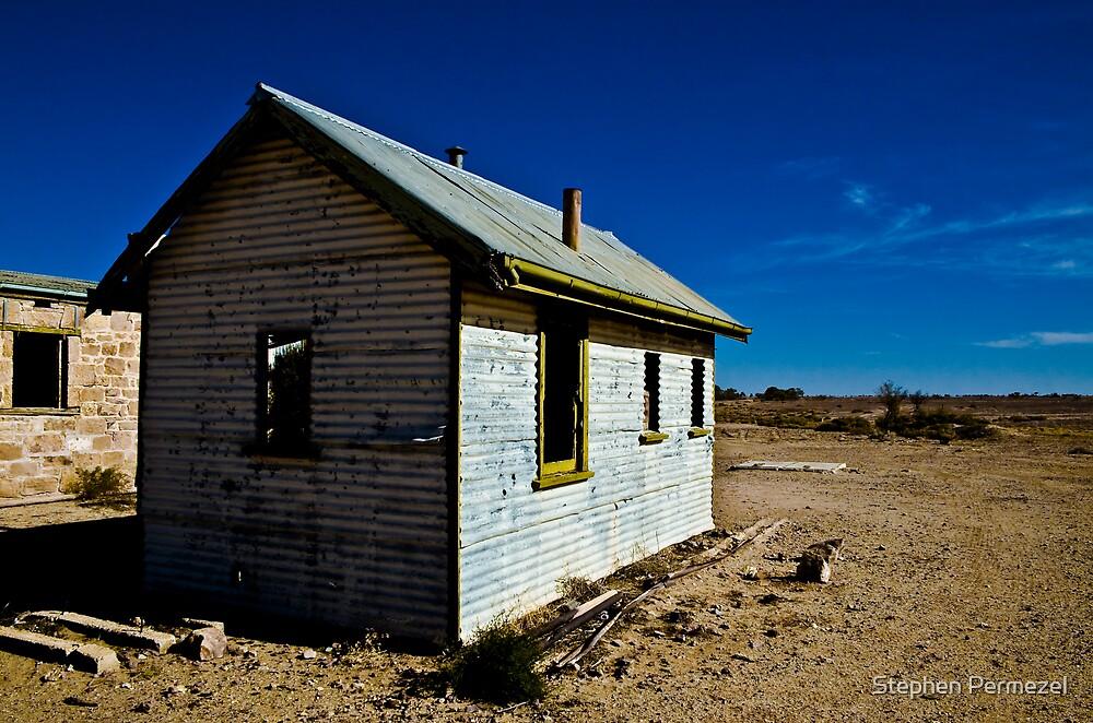 Outhouse - South Australia by Stephen Permezel