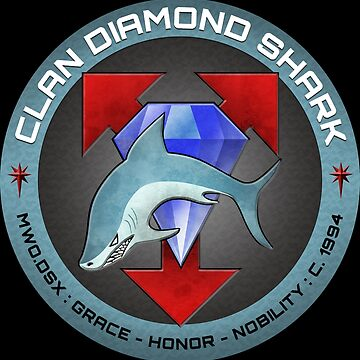 Clan Diamond Shark: DSX by coldfoxfusion