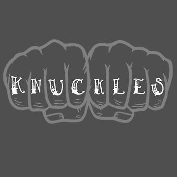 Knuckles  by MetalDoggy