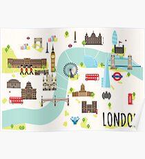 Londons Calling Poster