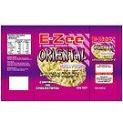 E-Zee noodles packaging by vitbich
