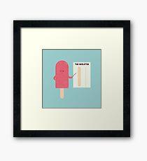 Anatomy Framed Print