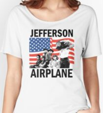 Jefferson Airplane Women's Relaxed Fit T-Shirt