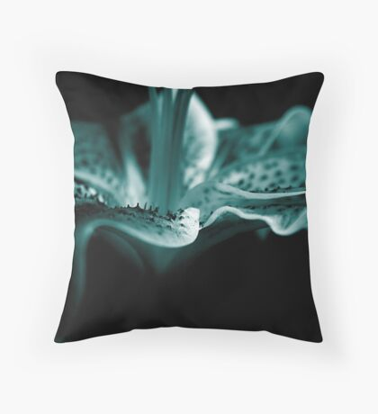 Blue Perfection Throw Pillow