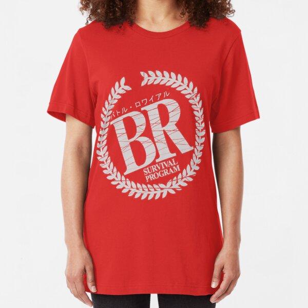 Battle Royale Limited  Slim Fit T-Shirt