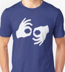 Okay, Hand Language Sign T-Shirt