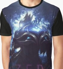 league of legends-championship zed Graphic T-Shirt
