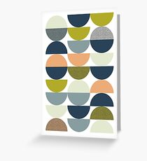 Stand in Line Greeting Card