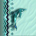 TRIBAL DOLPHIN 97 STRIPE by sana90