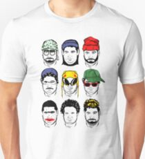 Faces of H3H3 T-Shirt
