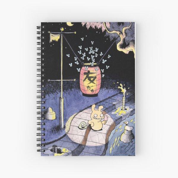 Tobias and Jube: Tomodachi Spiral Notebook